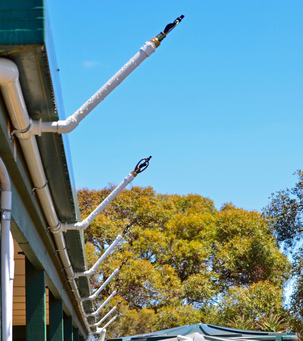 Home Sprinkler System